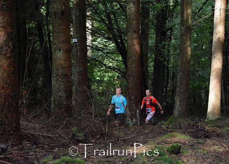 Trail des Fantômes Joost en Roy