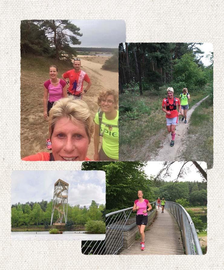 Trailrun in Lommel